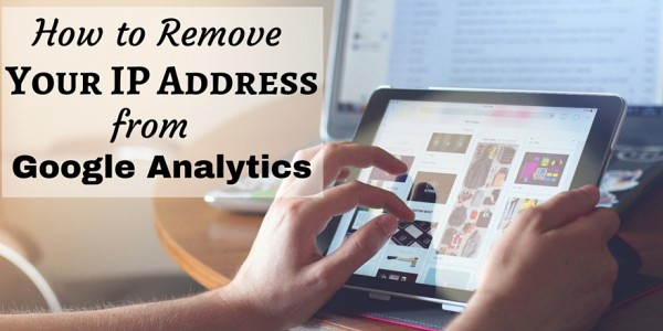 Once you learn how to remove your IP address from Google Analytics tracking and take 5 minutes to make that change your stats will become more accurate.