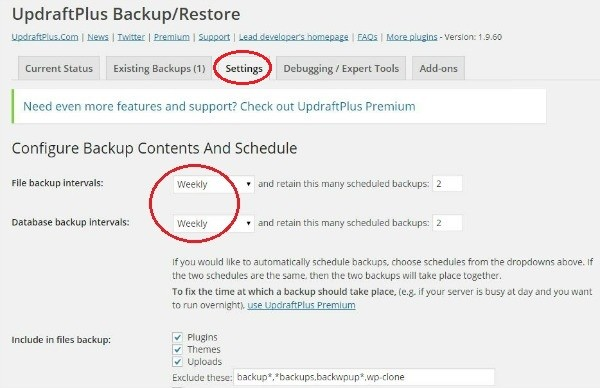 how to change wordpress site to not include wordpress