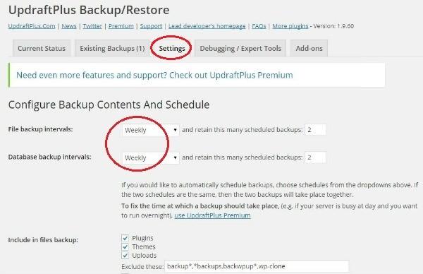 how to change wordpress site to not include wordpress